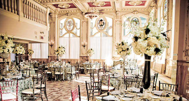 Weddings At The Dorrance
